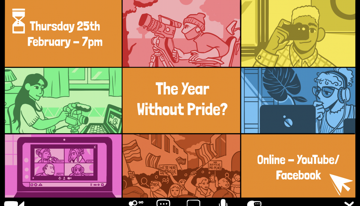 Premiere film screening of The Year Without Pride? – E.D.E.N. Shorts